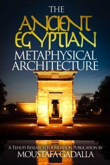A arquitetura metafísica egípcia antiga