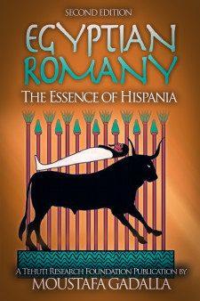 Egípcio Romany: a essência da Hispania, 2nd Ed.